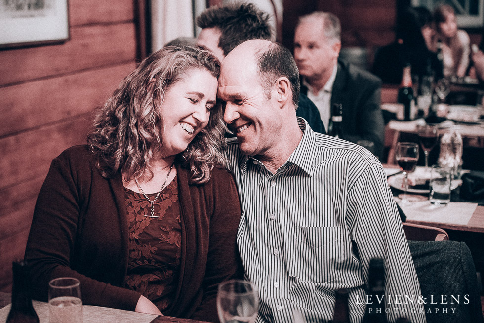 guests at reception - Highwic historic house-museum winter wedding {Auckland NZ lifestyle weddings photographer}