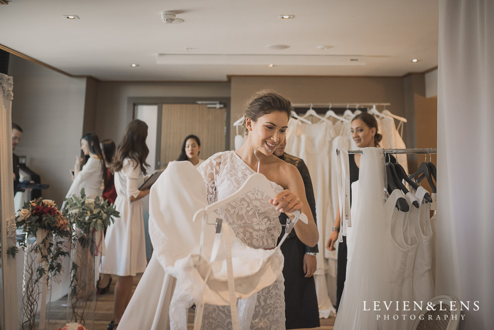 getting ready - Bridal Show - High Tea by Trish Peng {Auckland wedding photographer} Sofitel Viaduct