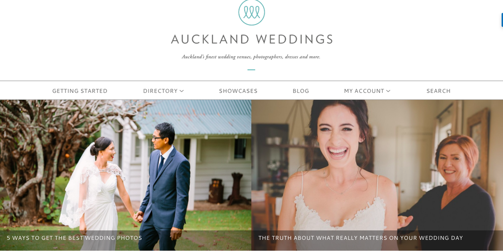 photo featured in Auckland weddings - The truth about what really matters on wedding day {NZ couples photographer}