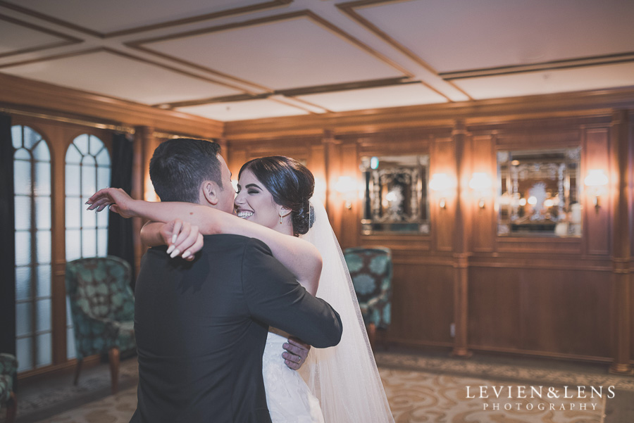 bride and groom intimate session - Grey room - Langham Hotel Wedding {Auckland-NZ wedding photographer}