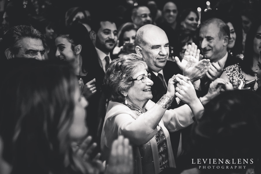 guests dancing - reception Langham Hotel Wedding {Auckland-NZ wedding photographer}