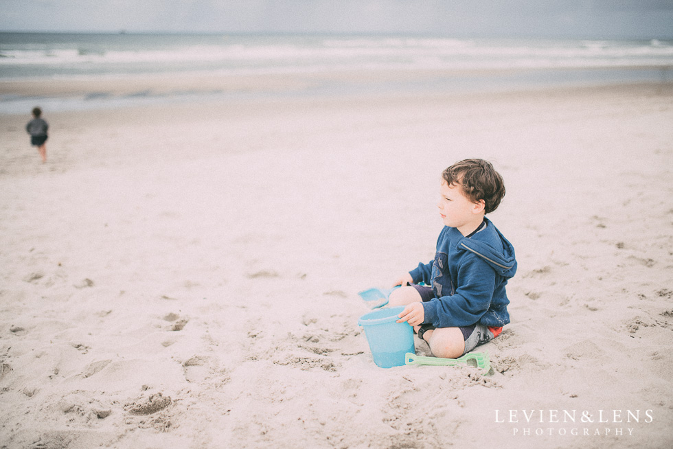 boy playing with sand - One little day in Tauranga - personal everyday moments {Hamilton NZ wedding photographer} 365 Project