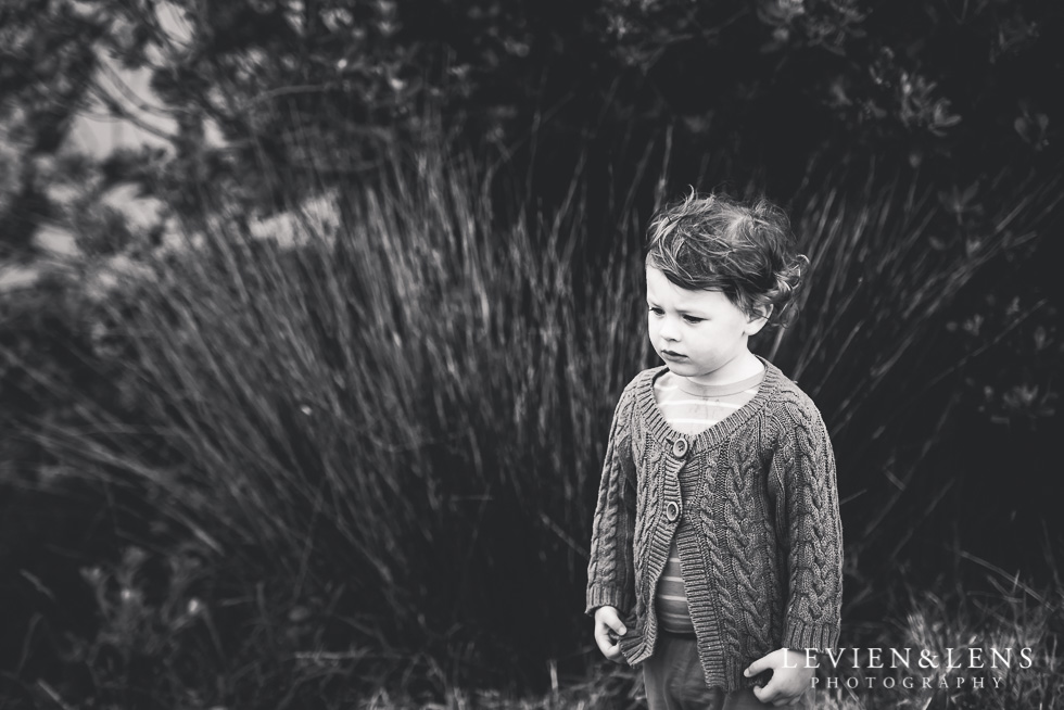 BW retro image with girl - One little day in Tauranga - personal everyday moments {Hamilton NZ wedding photographer} 365 Project