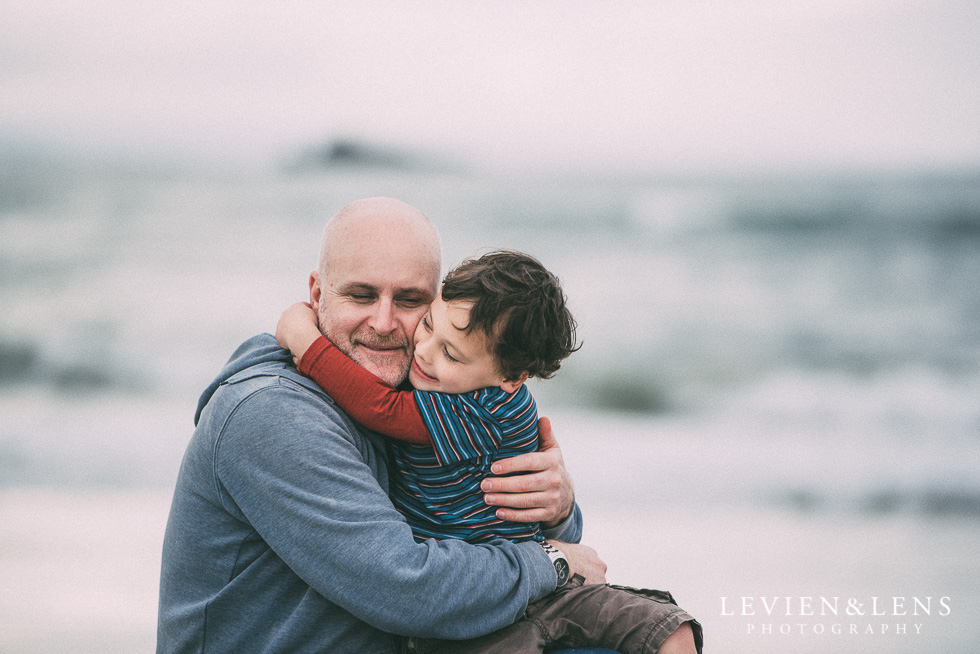 dad with son - One little day in Tauranga - personal everyday moments {Hamilton NZ wedding photographer} 365 Project