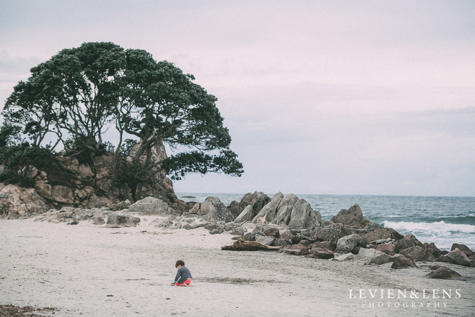 Mt Maunganui beach - One little day in Tauranga - personal everyday moments {Hamilton NZ wedding photographer} 365 Project