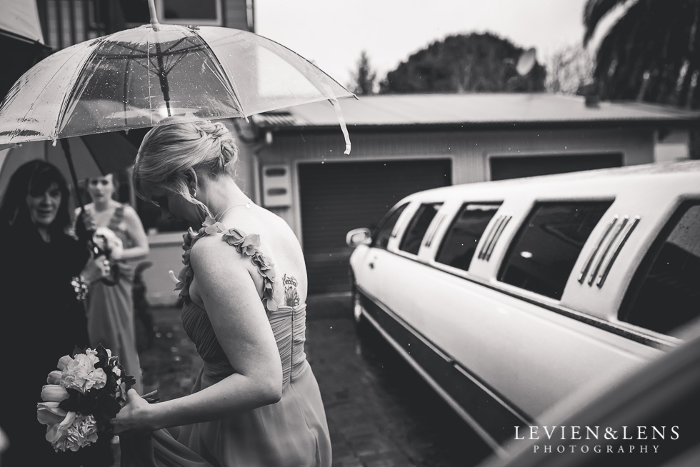 BW car - Markovina Vineyard Estate - Kumeu {Auckland wedding photographer}