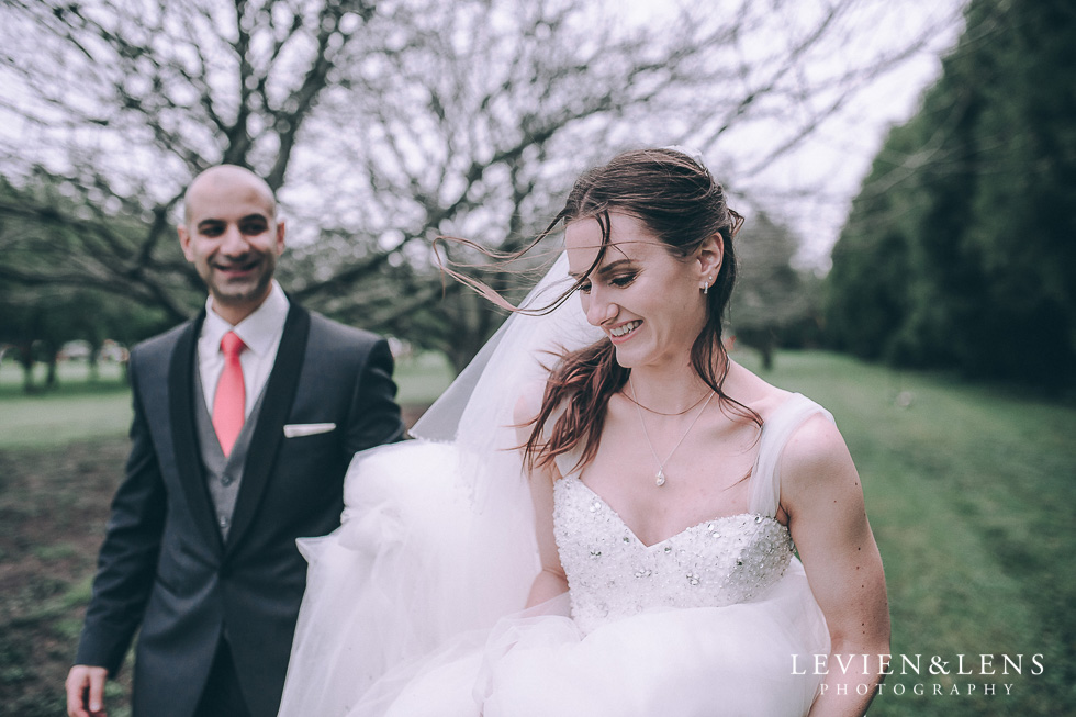 bride and groom photo shoot - Markovina Vineyard Estate - Kumeu {Auckland wedding photographer}