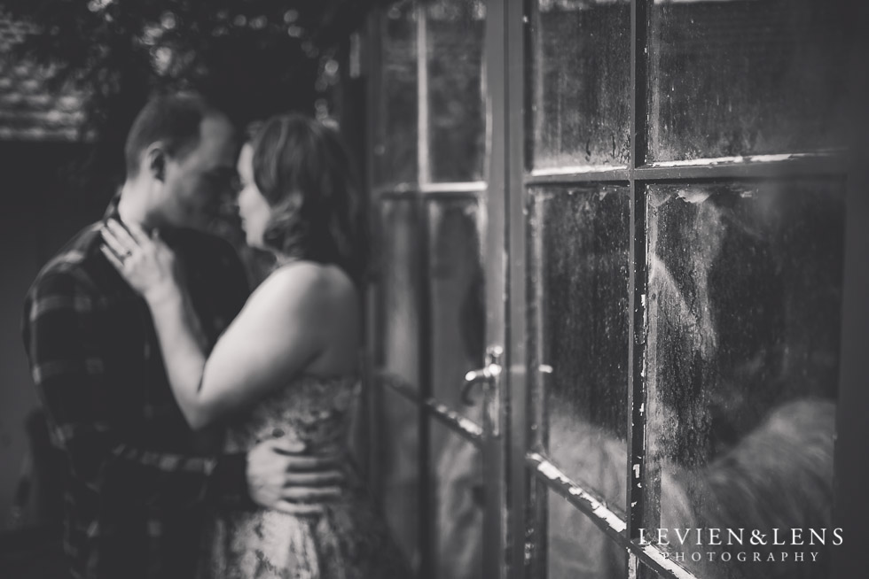 BW Kumeu farm engagement session {Auckland NZ wedding-couples photographer}