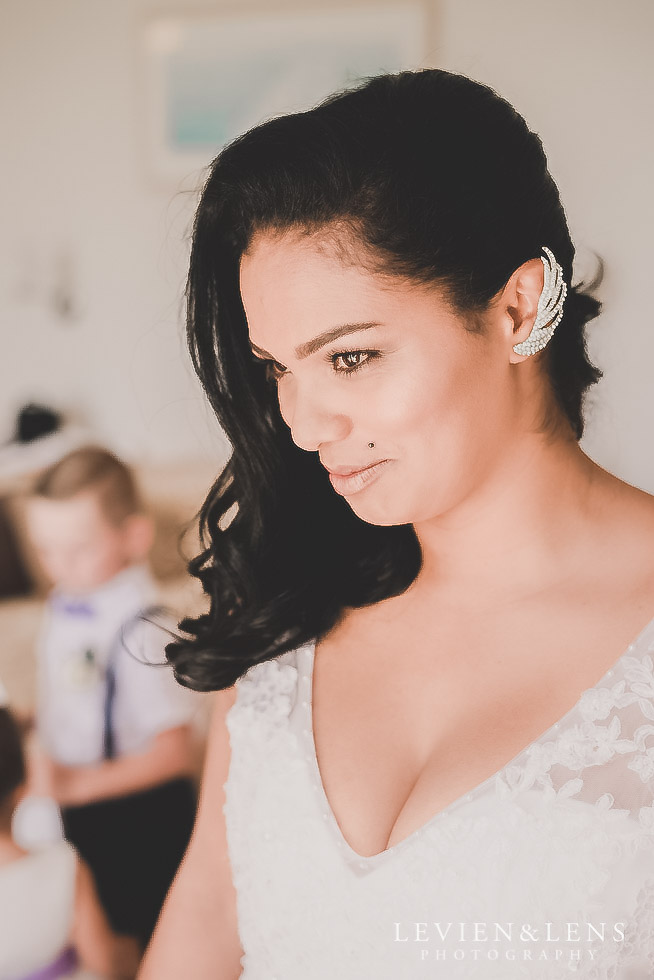 bridal portraiture - Formosa wedding Golf Resort {Auckland weddings photographer}