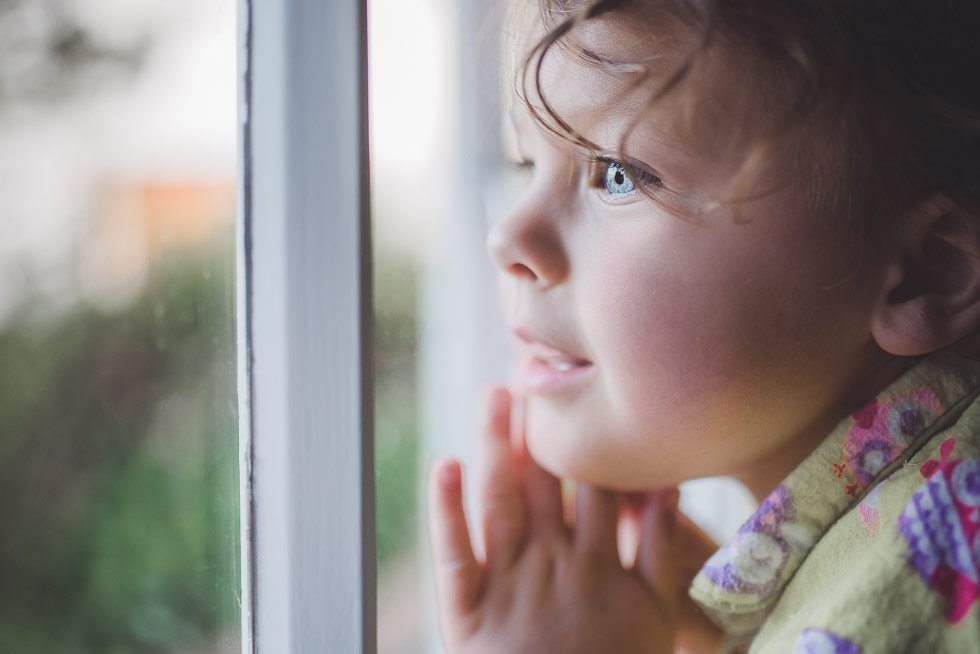 window girl - My personal moments in 365 Project - November 2016 {NZ family photographer}