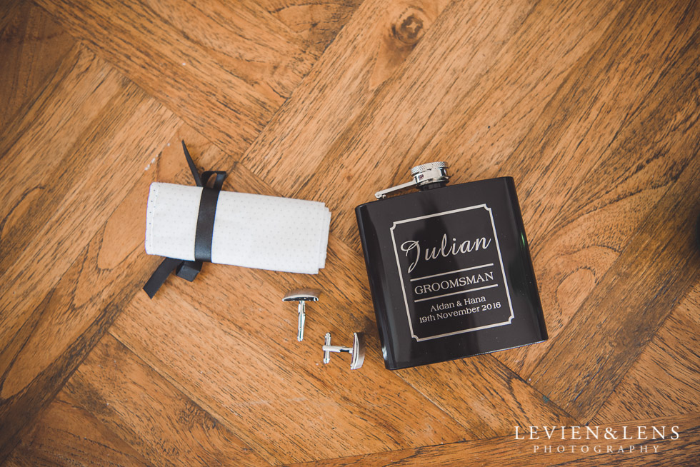 details groom getting ready - The Duke of Marlborough Hotel - Russell wedding {Northland-New Zealand weddings photographer}