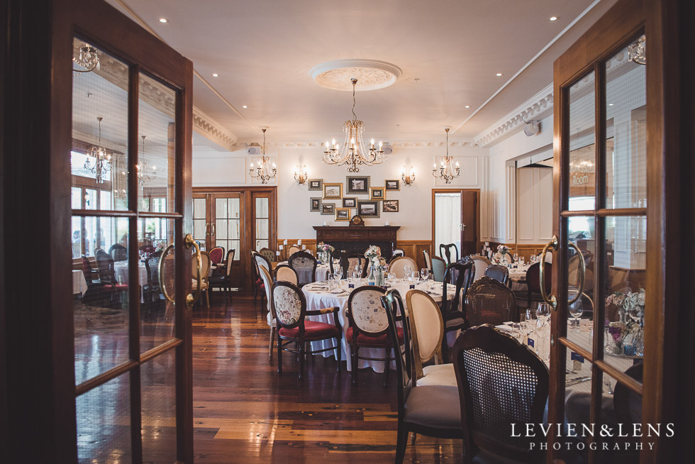 The Duke of Marlborough Hotel - Russel wedding {Northland-New Zealand weddings photographer}