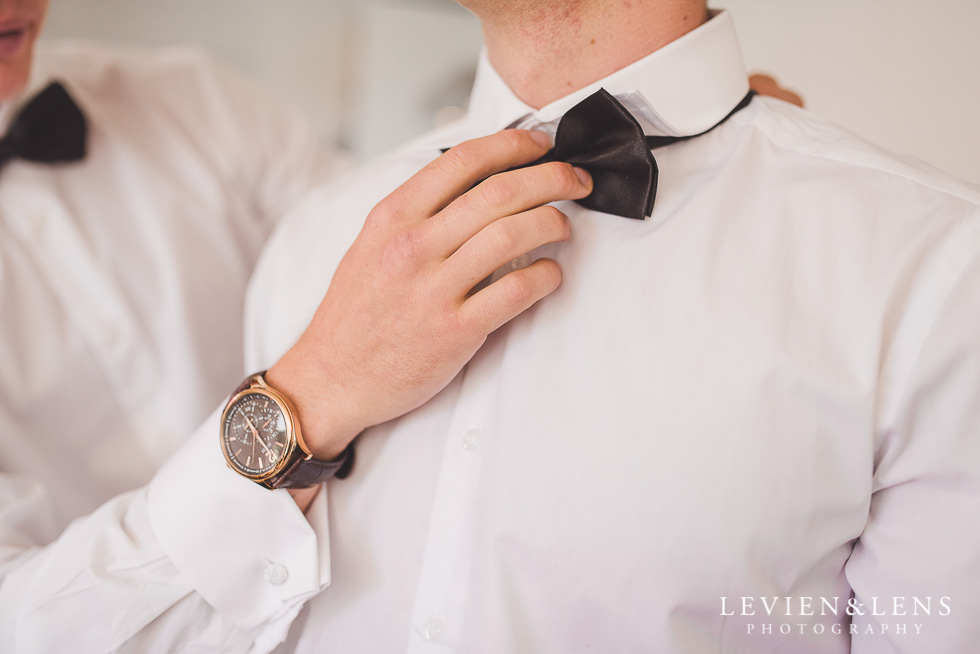 getting ready details - NZ wedding photographer