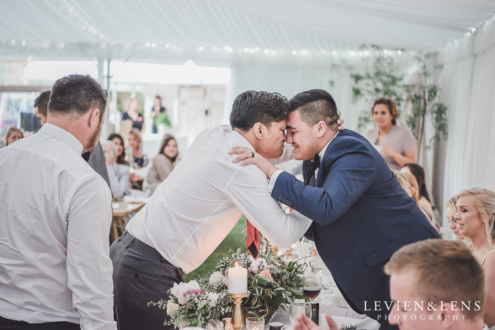 moments at reception - Liddington Gardens - Kerkeri Northland {NZ destination wedding photographer}