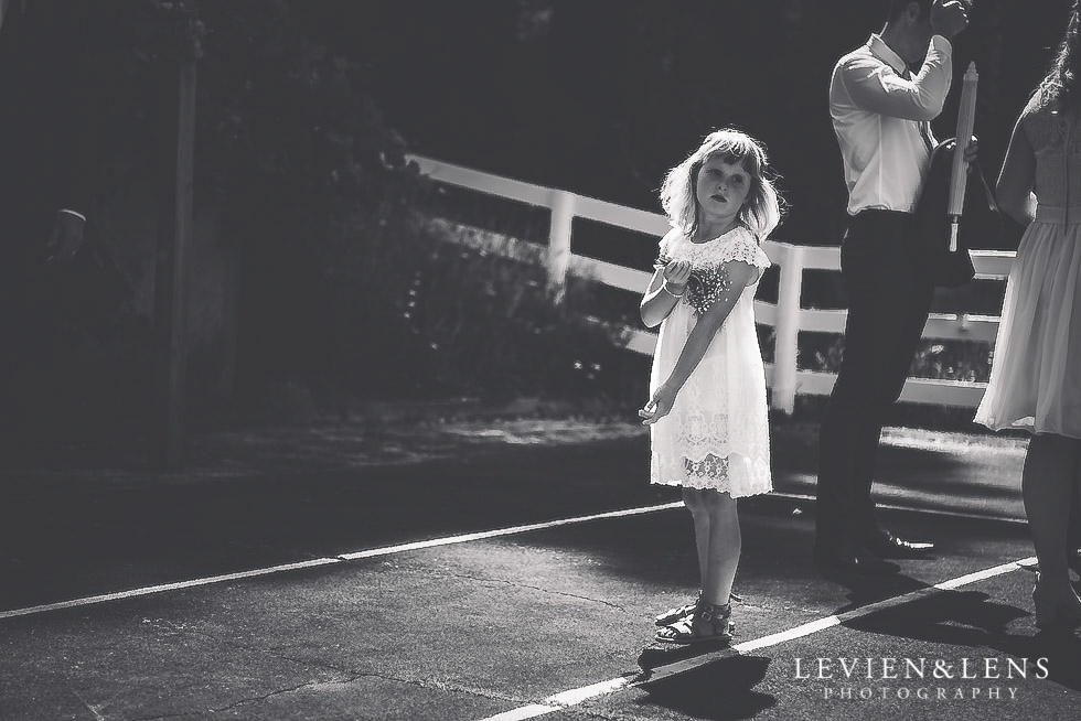 girl at tennis court - Old Forest School Vintage Venue {Tauranga - Bay of Plenty wedding photographer}