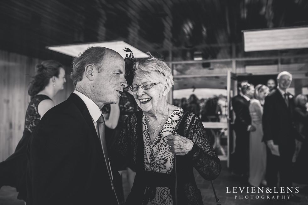 guests after ceremony - Wedding Anniversary {Auckland wedding - photographer} Castaways
