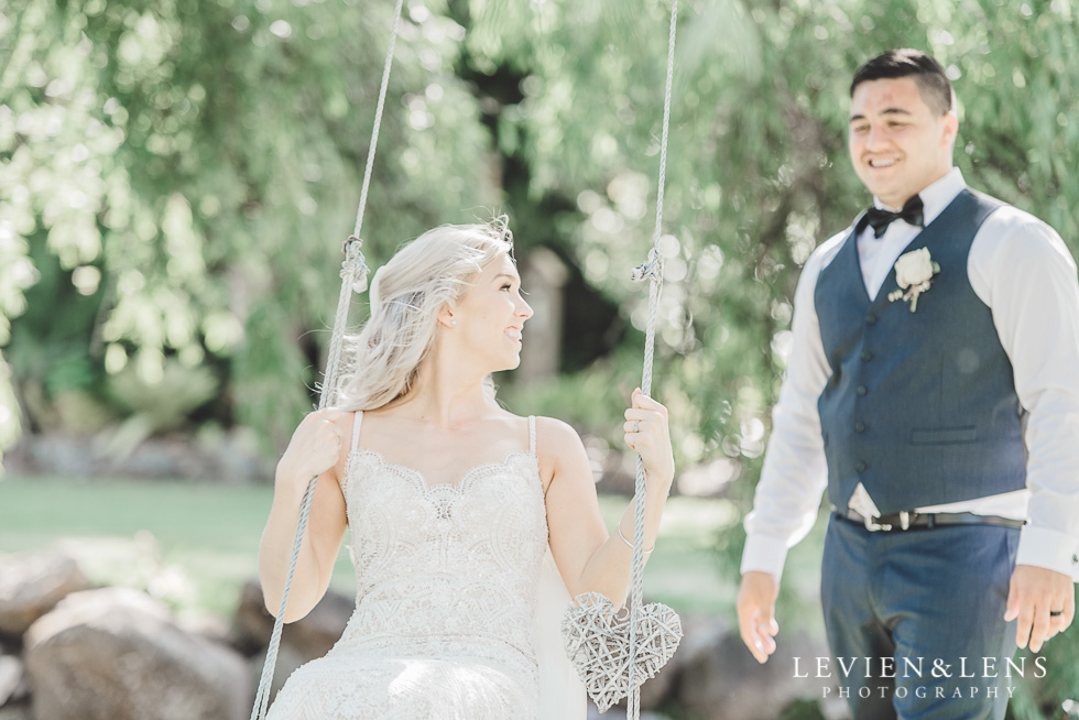 rustic garden wedding published in Papar and Lace {New Zealand destination weddings photographer}