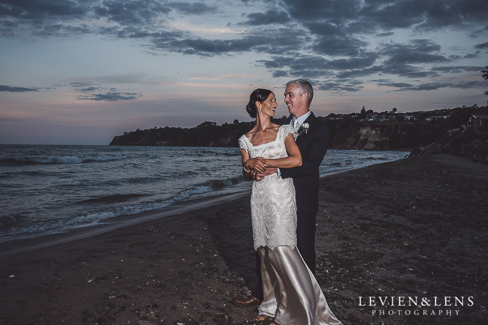 Maketu Beach backyard wedding {Tauranga - Bay of Plenty weddings photographers}