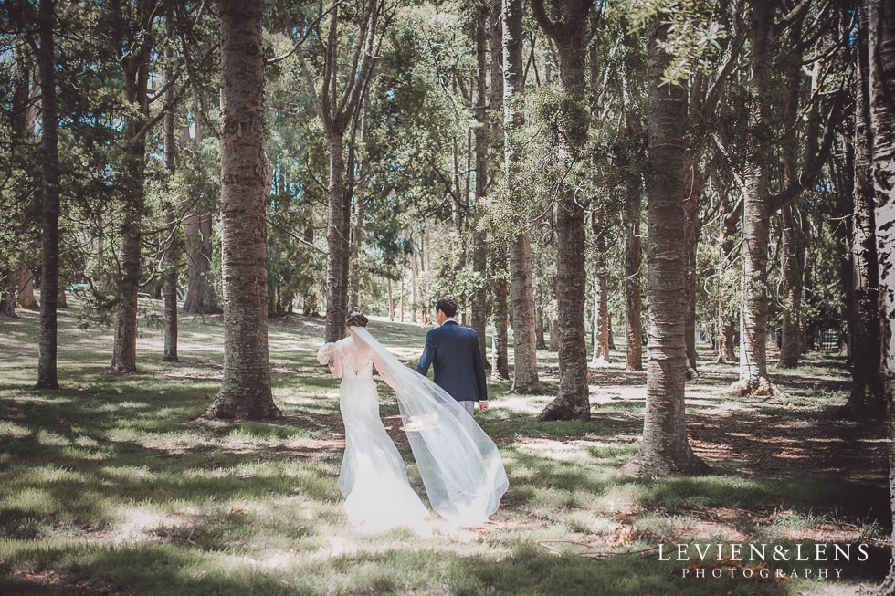 Villa Maria Vineyard Estate | Cornwall park {Auckland wedding photographers}