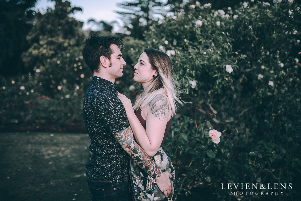 Engagement - couples photo shoot {Auckland wedding photographer}