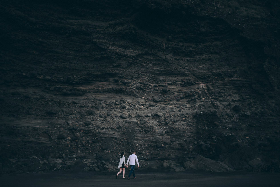 engagement - couples photo shoot {New Zealand wedding photographer}