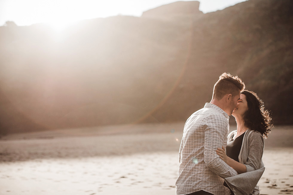Trelise & Alan, Piha Beach {Auckland, New Zealand}