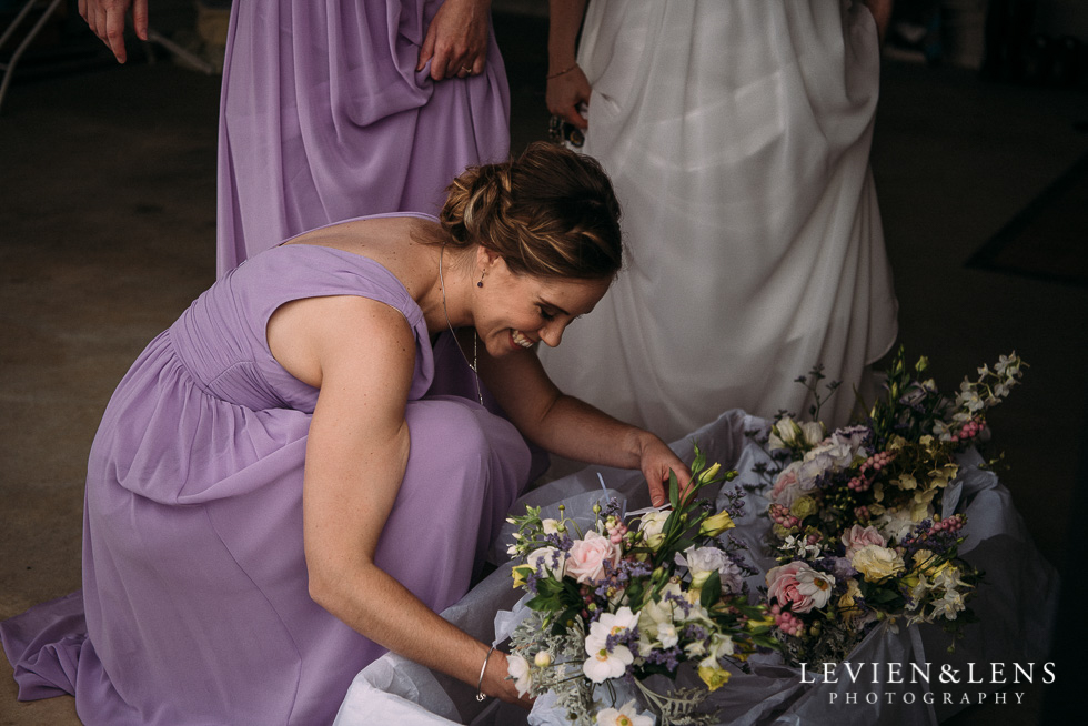 Roselvale - Hamilton Gardens wedding {Waikato weddings photographers}