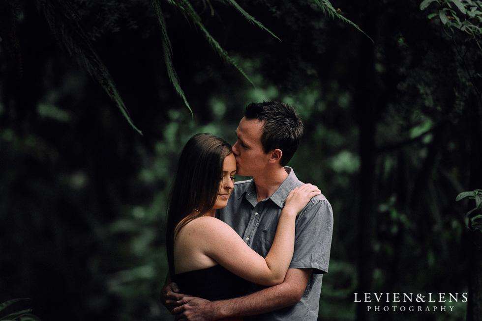 Hamilton pre-wedding engagement session - Parana Park {Waikato wedding photographer}