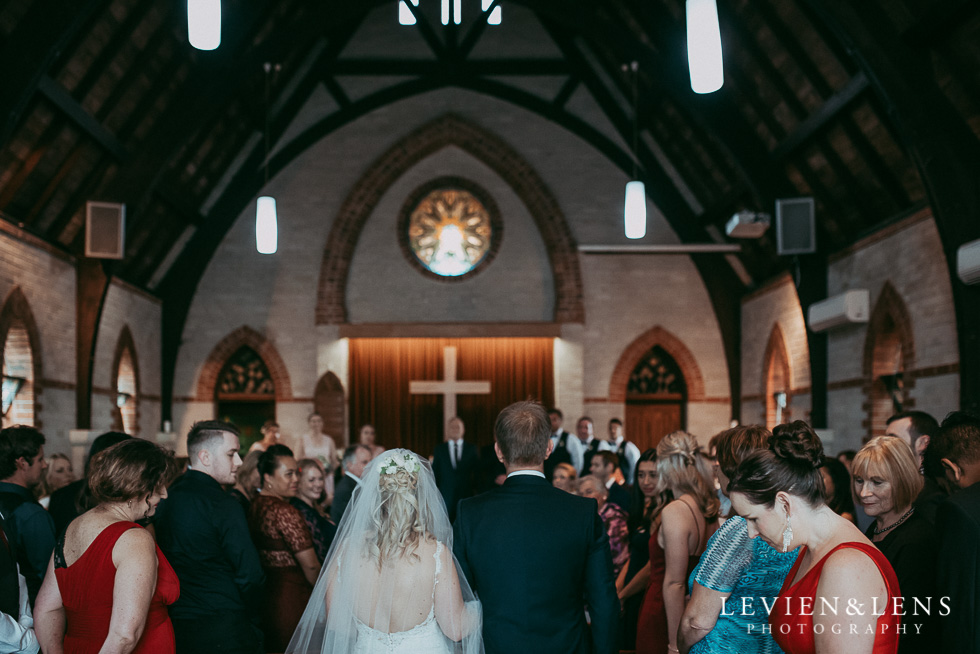 Bracu - First Presbyterian Church {Auckland wedding photographers}