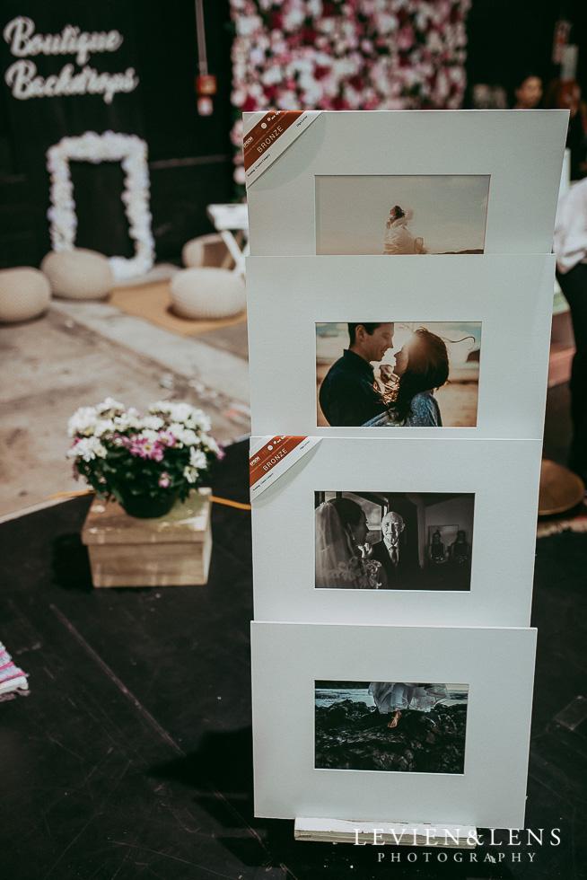 Levien & Lens photography - prints at Hitch's wedding fair