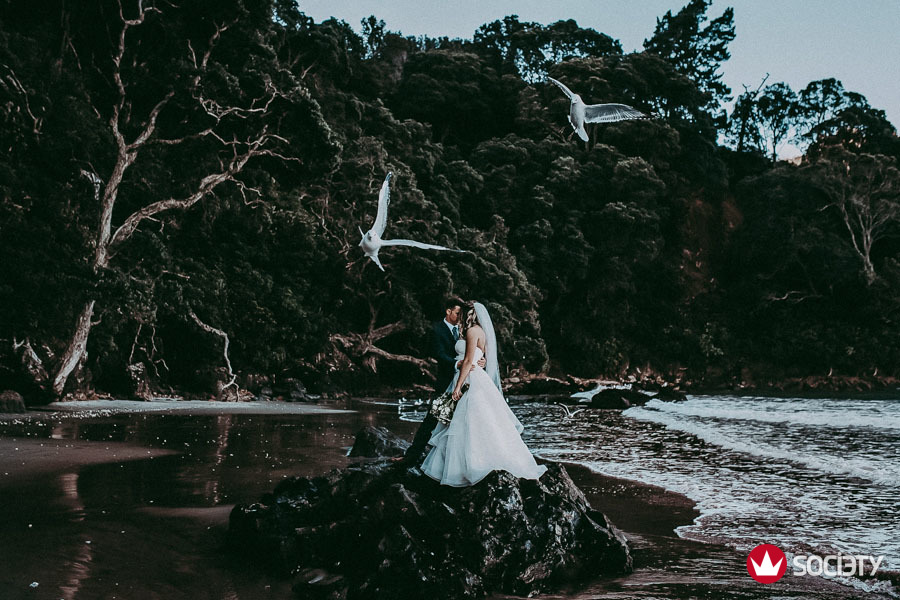 Kara & David, Waihi Beach