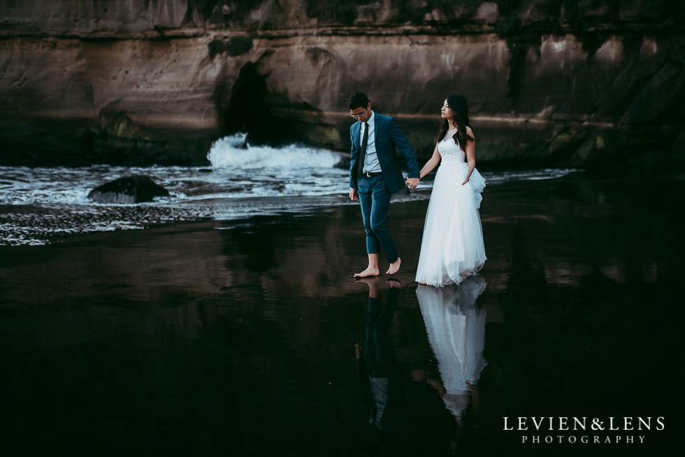 candid moments pre-wedding photographer New Zealand