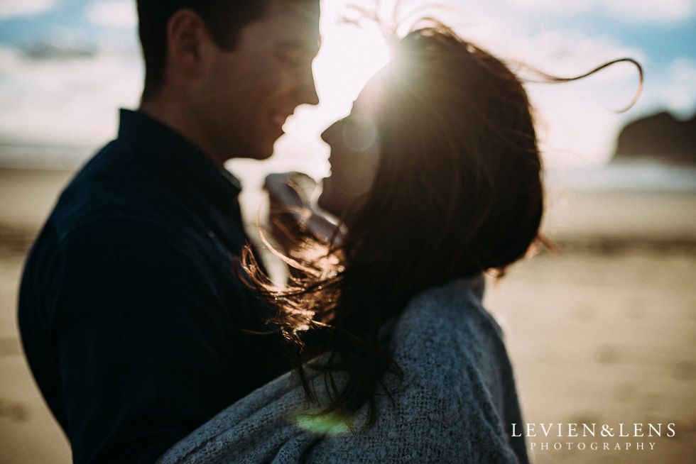 pre-wedding engagement photography Auckland NZ