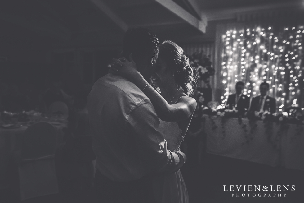 First dance: Chauntelle & Jayden