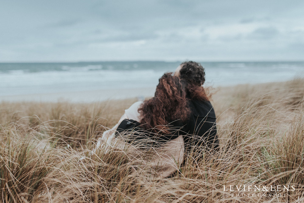 Papamoa Beach - Tauranga engagement session {Bay of Plenty pre-wedding photographer}