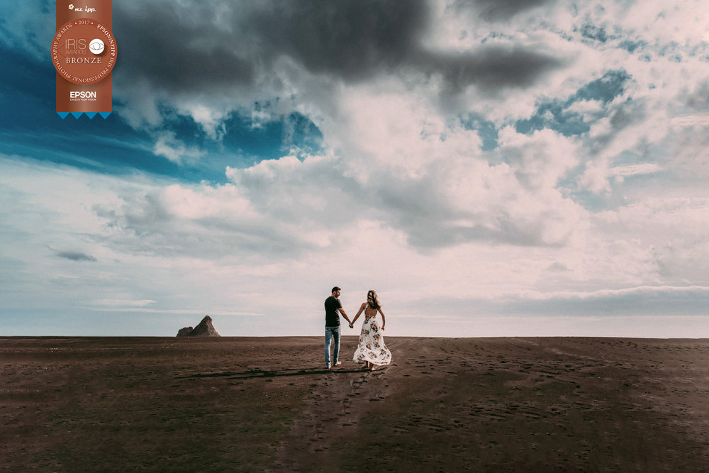 Iris Awards winner Wedding Creative category - Olga Levien