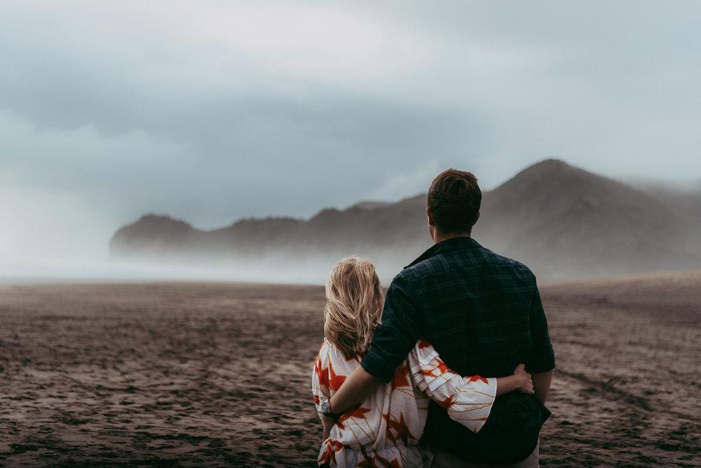 Elena & Rick, Piha Beach {Auckland, NZ}
