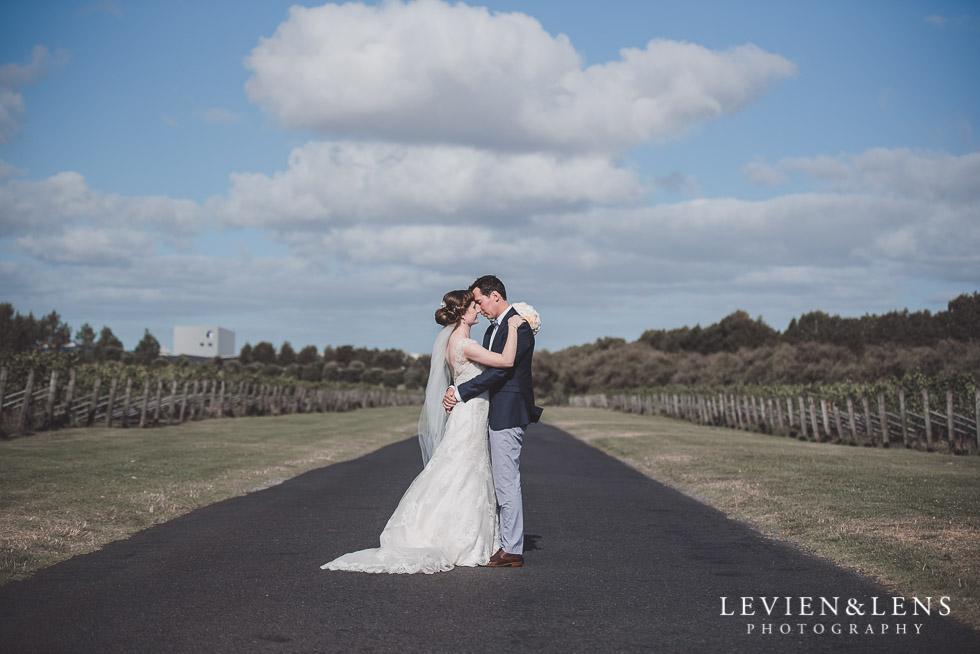 Villa Maria Vineyard wedding published in BG Bridal gallery {Waikato - Bay of Plenty NZ weddings photographers}