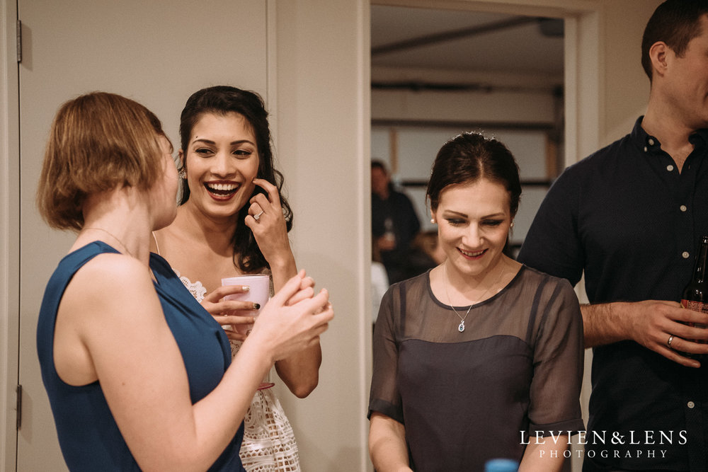 South Auckland in-home Engagement Party {Waikato wedding photographers}