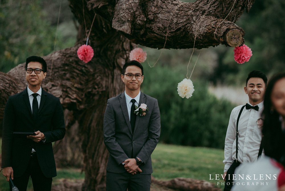 Tawharanui Lodge {New Zealand wedding photographers}