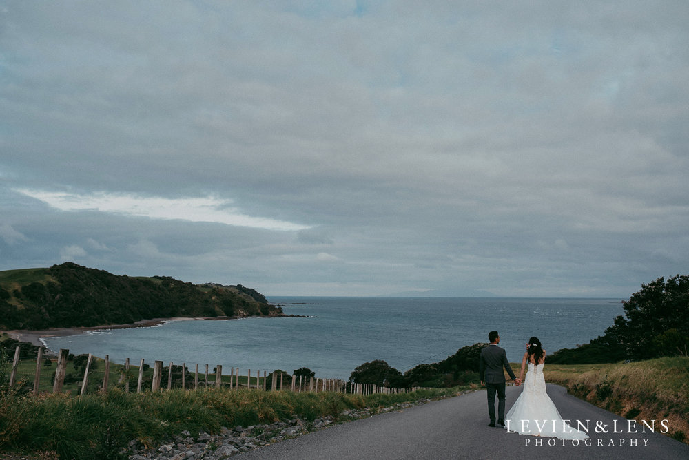 {Northland wedding photographers} Tawharanui Lodge
