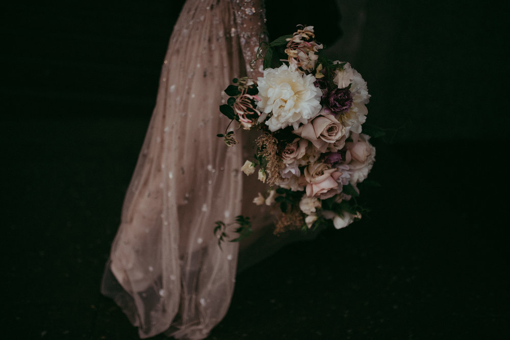 Bridal portraiture - Auckland wedding photographer