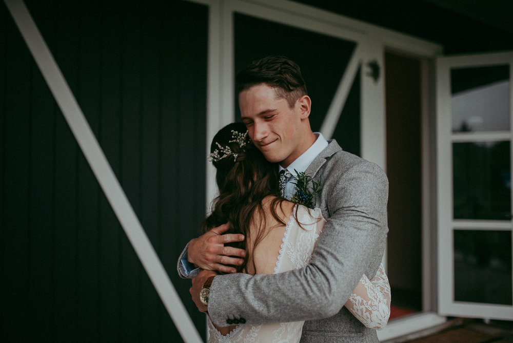 Kumeu - HU's Art Farm {Wedding photographers in West Auckland, New Zealand}