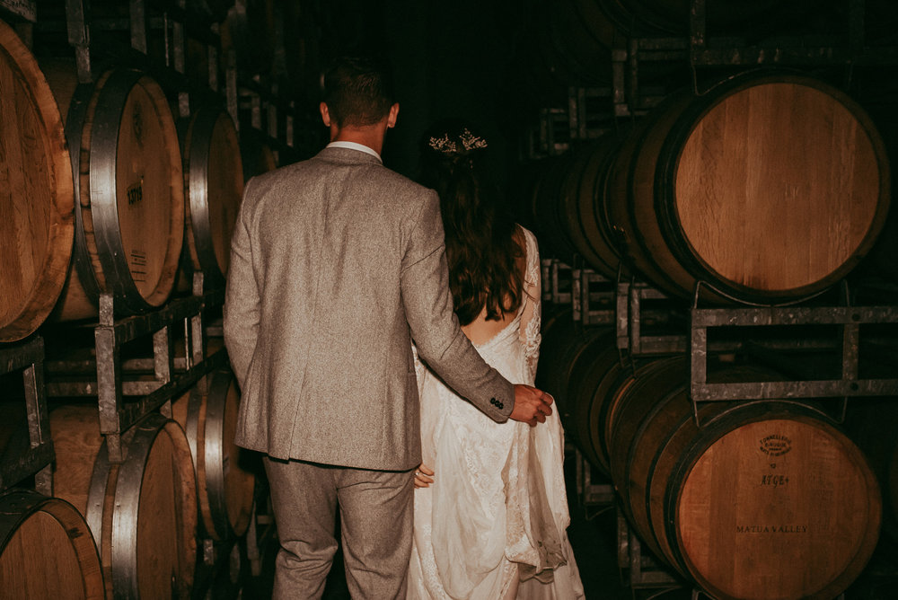 The Hunting Lodge Winery {best wedding photographers in Auckland}