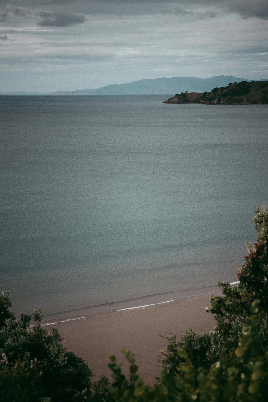 view Waiheke island