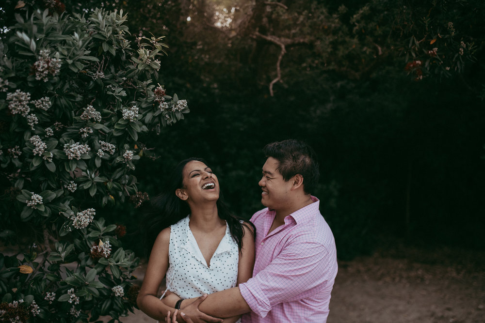 Parnell Rose Garden engagement session - {Auckland wedding photographer}