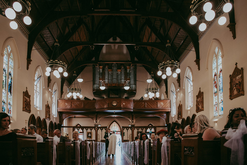 St Patricks Cathedral - Auckland best wedding photographers