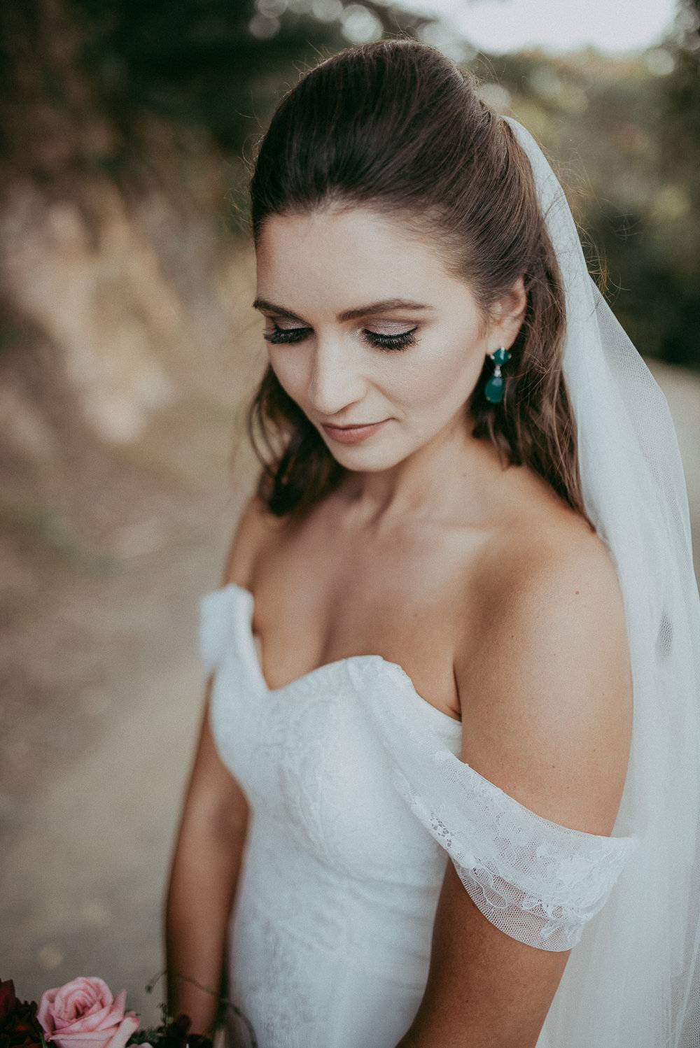 bridal portraiture {first great wedding photographer Auckland}