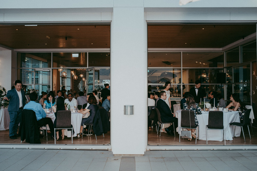 Hilton - Fish {wedding photographer in Auckland}