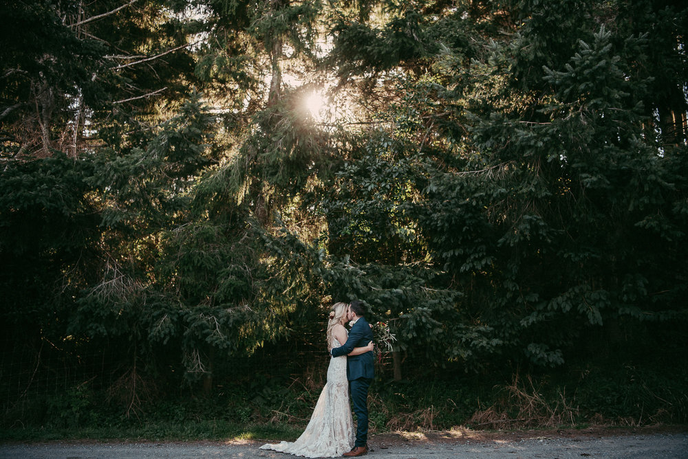 Liz & Tony , Black Barn, Lake Tarawera